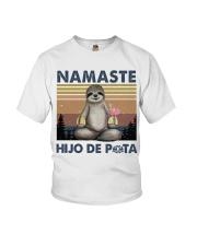 Namaste Hijo De Youth T-Shirt thumbnail