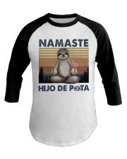 Namaste Hijo De Baseball Tee thumbnail