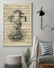 The Old Rugged Cross 11x17 Poster lifestyle-poster-1