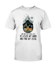 Believe Bigfoot Classic T-Shirt thumbnail