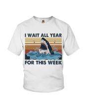 I Wait All Year Youth T-Shirt thumbnail