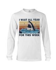 I Wait All Year Long Sleeve Tee thumbnail