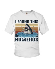 Found This Humerus Youth T-Shirt thumbnail
