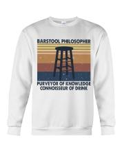 Barstool Philosopher Crewneck Sweatshirt thumbnail
