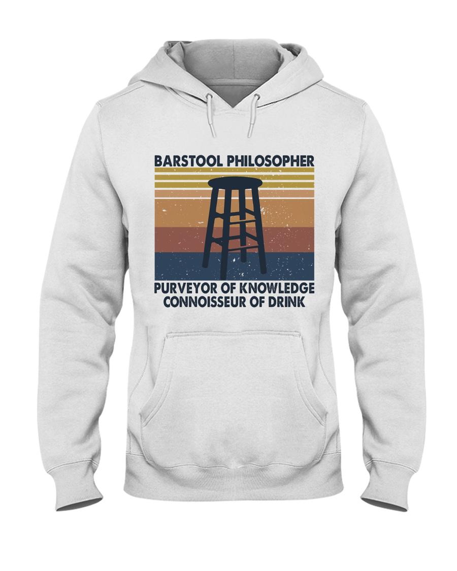 Barstool Philosopher Hooded Sweatshirt