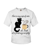 Heres My Cup Of Care Youth T-Shirt thumbnail