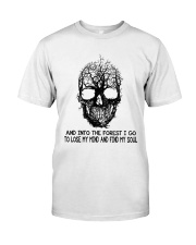 And Into The Forest I Go Premium Fit Mens Tee thumbnail