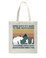 Some Days It Is Hard To Find Tote Bag thumbnail