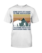 Some Days It Is Hard To Find Classic T-Shirt thumbnail
