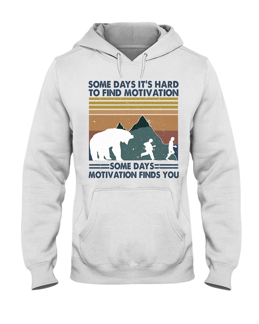 Some Days It Is Hard To Find Hooded Sweatshirt