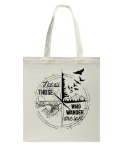 Not All Those Who Tote Bag thumbnail