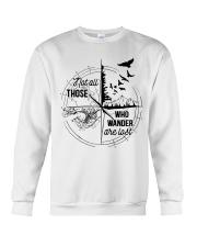Not All Those Who Crewneck Sweatshirt thumbnail