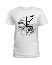 Not All Those Who Ladies T-Shirt thumbnail