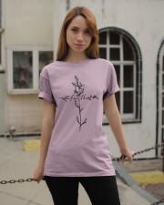 Cross Faith Flower Classic T-Shirt apparel-classic-tshirt-lifestyle-19
