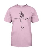 Cross Faith Flower Classic T-Shirt front