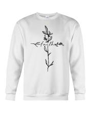Cross Faith Flower Crewneck Sweatshirt thumbnail