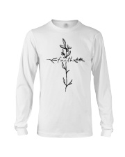 Cross Faith Flower Long Sleeve Tee thumbnail