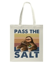 Pass The Salt Tote Bag thumbnail