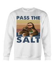 Pass The Salt Crewneck Sweatshirt thumbnail
