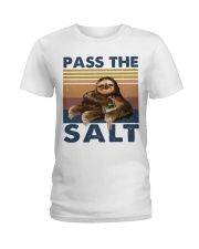 Pass The Salt Ladies T-Shirt thumbnail