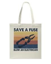 Save A Fuse Tote Bag thumbnail