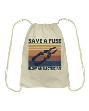 Save A Fuse Drawstring Bag thumbnail