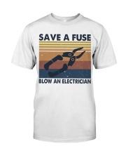 Save A Fuse Classic T-Shirt thumbnail