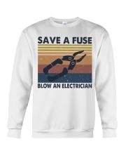 Save A Fuse Crewneck Sweatshirt thumbnail