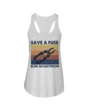 Save A Fuse Ladies Flowy Tank thumbnail