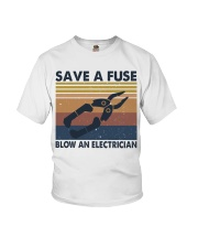 Save A Fuse Youth T-Shirt thumbnail