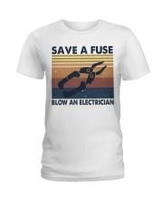 Save A Fuse Ladies T-Shirt thumbnail