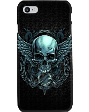 Skull Wings Art Phone Case i-phone-7-case