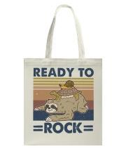 Ready To Rock Tote Bag thumbnail