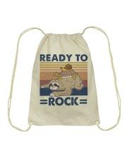 Ready To Rock Drawstring Bag thumbnail
