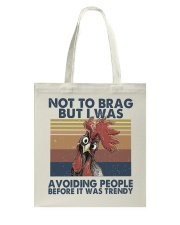 Not To Brag But I Was Tote Bag thumbnail