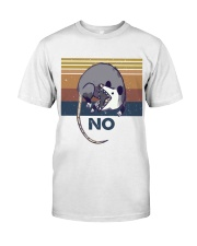 Possum No Funny Shirt Classic T-Shirt thumbnail
