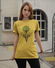 Rooted In Christ Classic T-Shirt apparel-classic-tshirt-lifestyle-19
