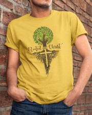 Rooted In Christ Classic T-Shirt apparel-classic-tshirt-lifestyle-26