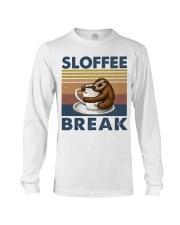 Sloffee Break Long Sleeve Tee thumbnail