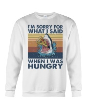 Im Sorry For What I Said Crewneck Sweatshirt thumbnail