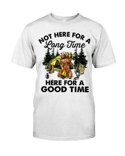 Not Here For A Long Time Classic T-Shirt thumbnail