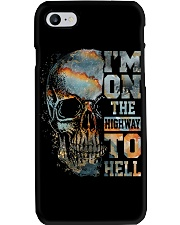 Im On The Highway To Hell Phone Case thumbnail