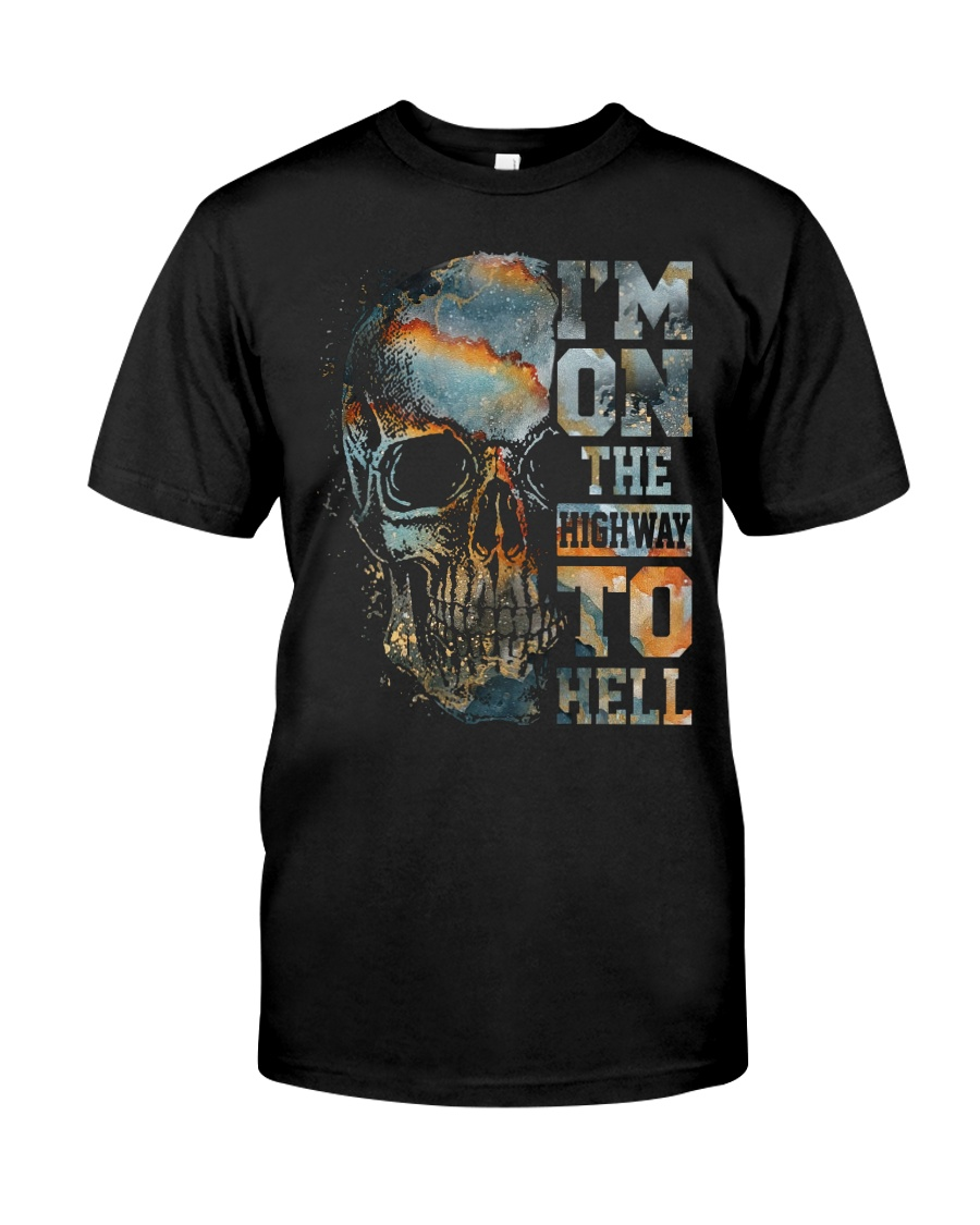 Im On The Highway To Hell Classic T-Shirt
