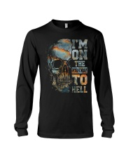 Im On The Highway To Hell Long Sleeve Tee thumbnail