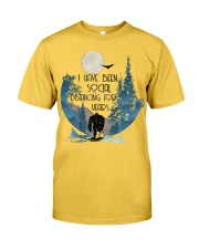 I Have Been Social Classic T-Shirt front