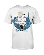 I Have Been Social Premium Fit Mens Tee thumbnail