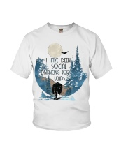 I Have Been Social Youth T-Shirt tile