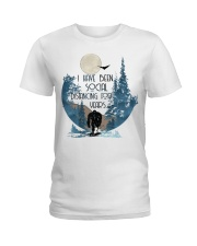 I Have Been Social Ladies T-Shirt tile