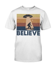 Believe Bigfoot Classic T-Shirt thumbnail
