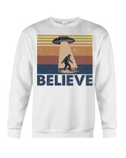 Believe Bigfoot Crewneck Sweatshirt thumbnail